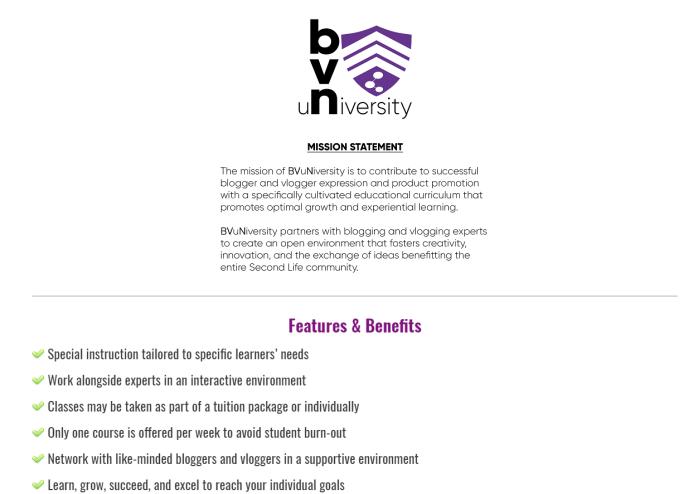 BVN University 08112017