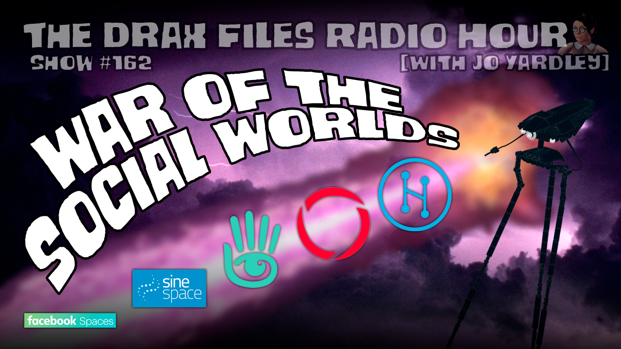 show 162: war of the social worlds