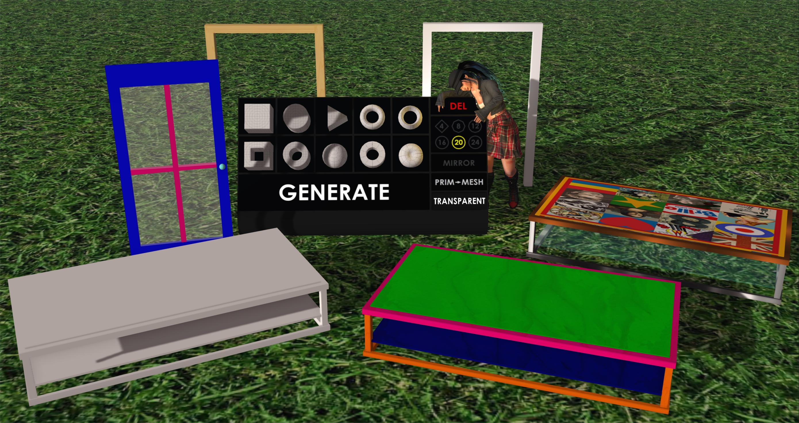 The Mesh Generator