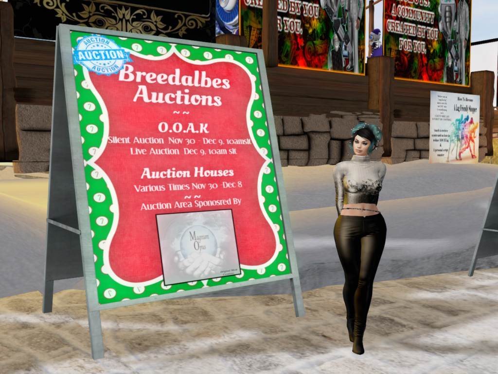 It's Beginning to Look a Lot Like Christmas – The SL Christmas Expo Part 2. The Jingle Bells Sim